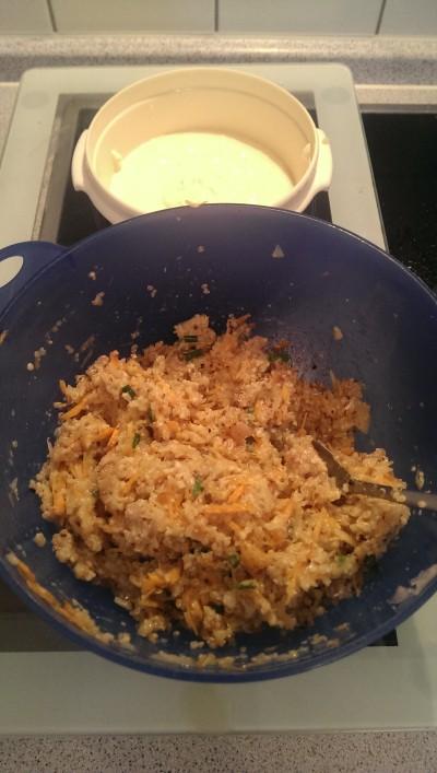 Quinoa Fritter Recipe