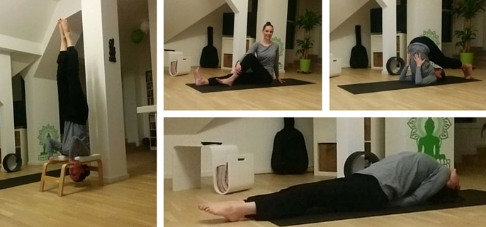 Yoga after knee surgery