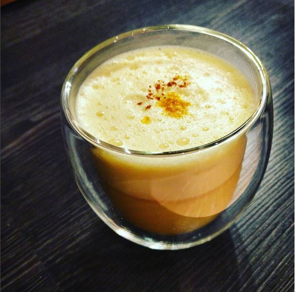 Golden Milk (Turmeric Tea) Recipe