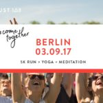 Wanderlust 108 - Win tickets for the Mindful Triathlon in Berlin